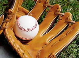 野球用品の販売