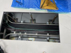 ラック電源増設工事事例写真4