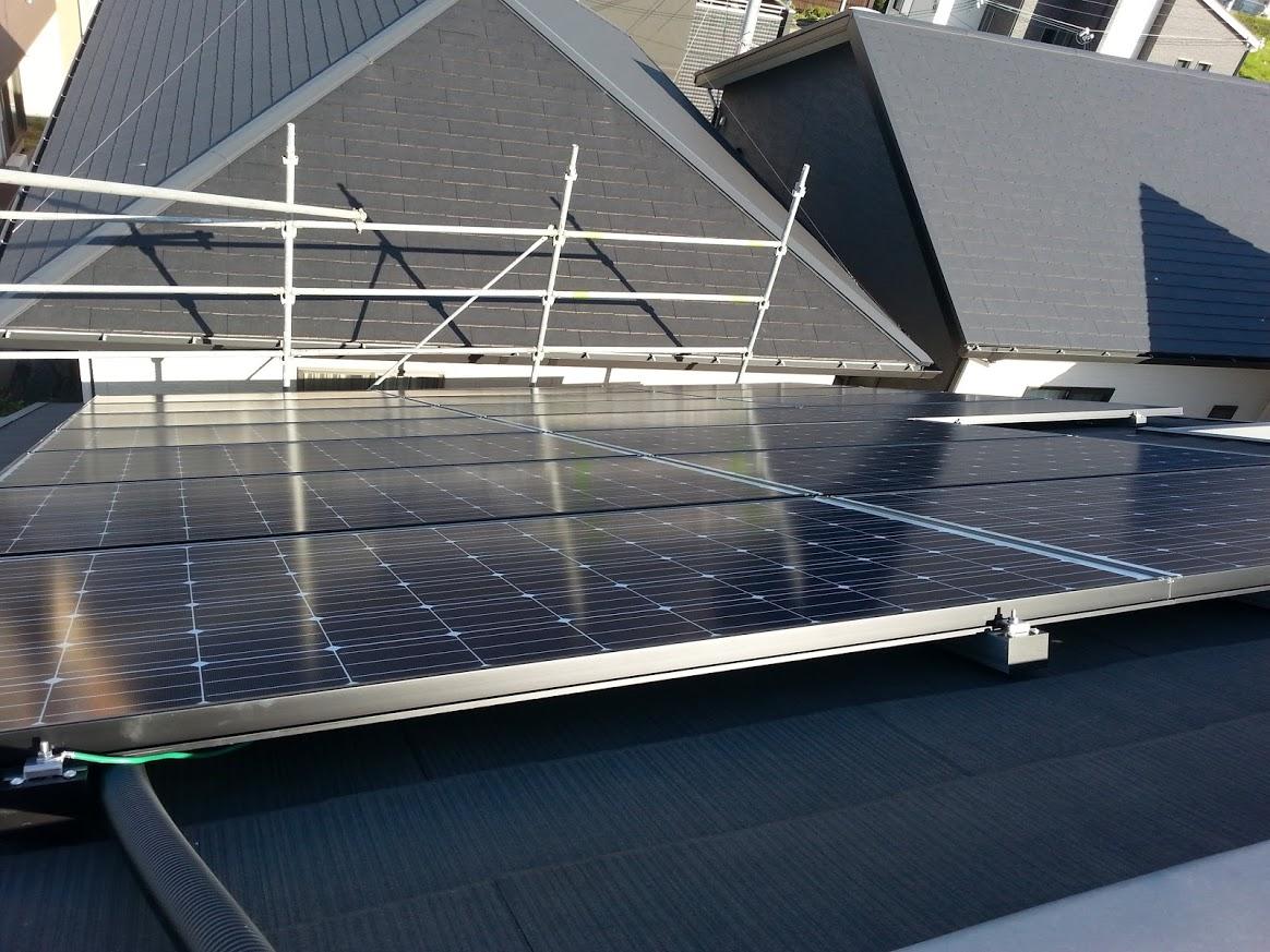 住宅用太陽光発電③